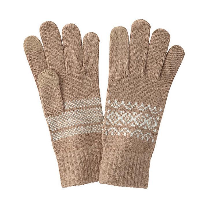 今年の冬はこれで決まり! ユニクロからタッチパネル対応手袋が発売