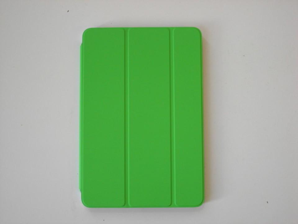【 #iPadmini 】初体験! iPad mini用のスマートカバーを買ってみました