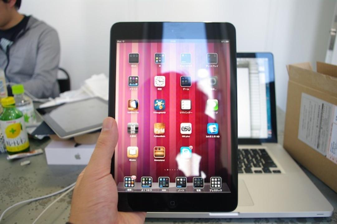 いい...いいぞ。iPad miniファーストインプレッション!
