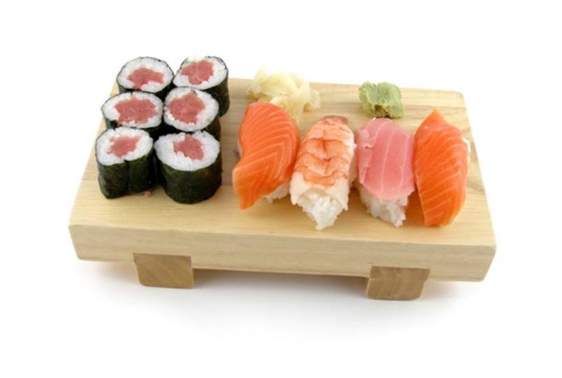 おいしくスマートに食べるための、握り寿司ならではの「通」な食べ方