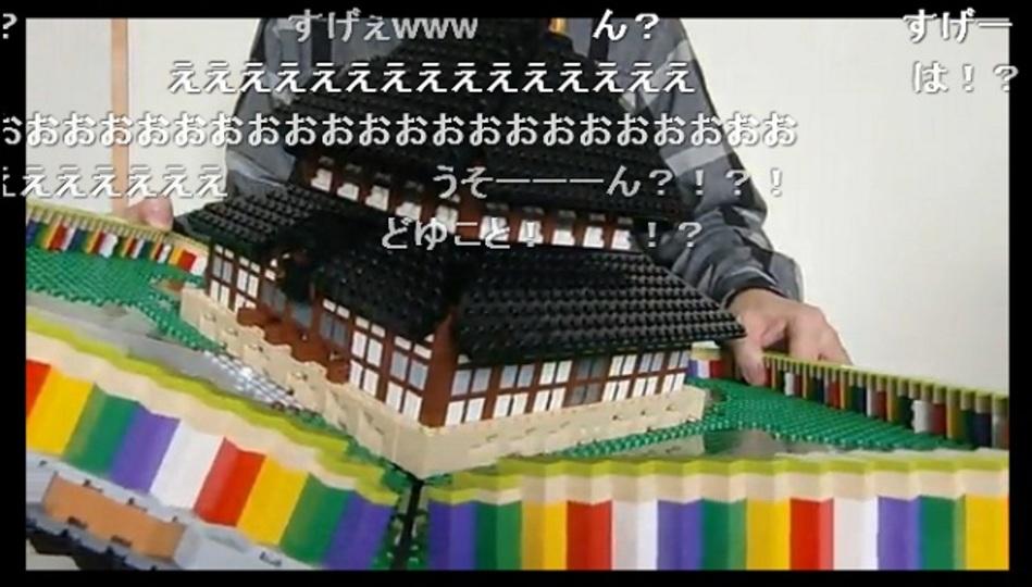レゴでつくった「飛び出る」東大寺。すごすぎて腰抜かすわ(動画あり)
