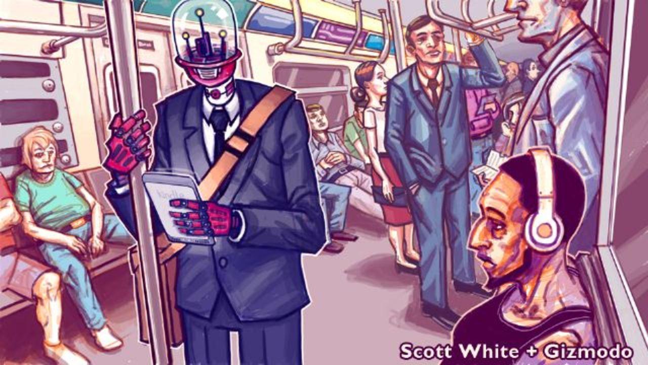 今まさに、ロボットが知的労働を奪い始めている(動画あり)