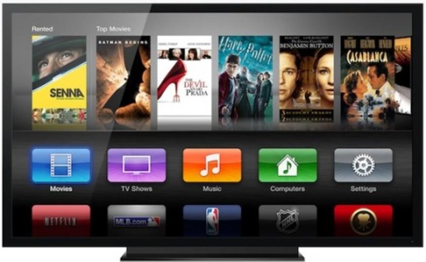 Appleが年内に60インチiTVと操作デバイス「iRing」を発売するかも!?