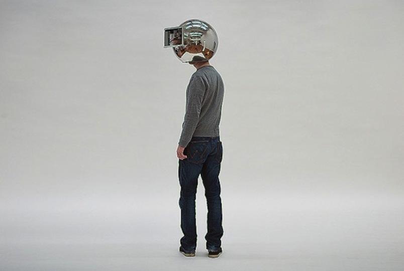 これダフパンやん。世界をスローモーションに出来るヘルメット