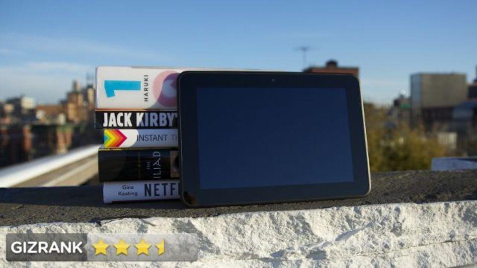 Kindle Fire HD 8.9インチ版「大きい方が良いとは限らない」(米Gizレビュー)