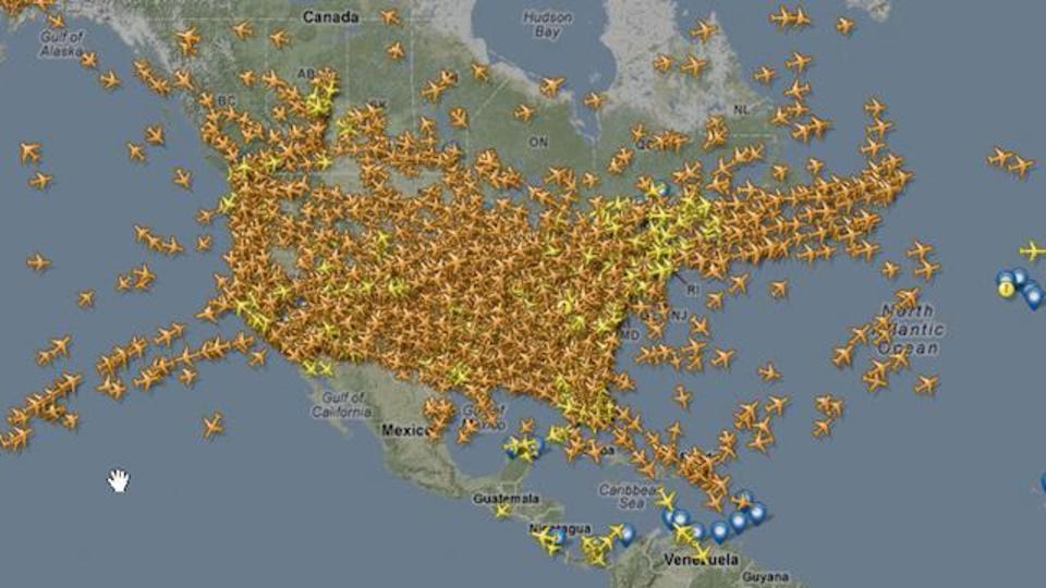 サンクスギビング(感謝祭)は「飛行機まつり」の日だった!?
