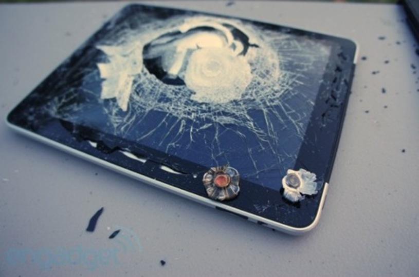 イザという時の為の防弾仕様iPadケース(動画あり)