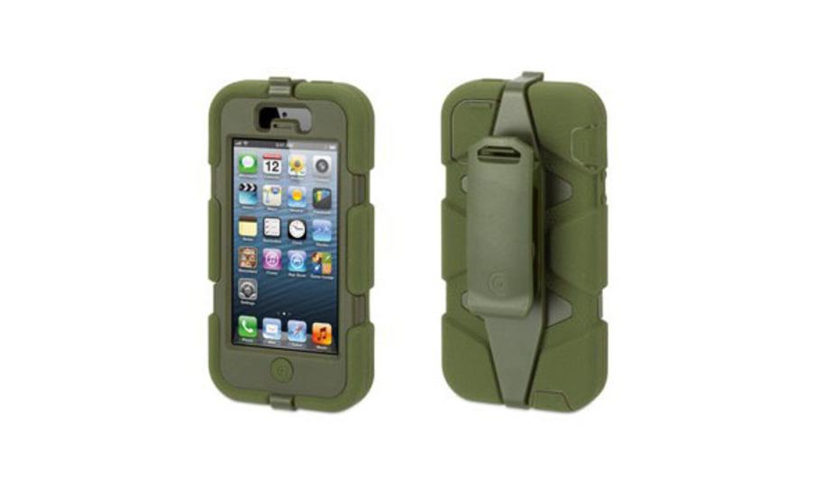 強いことはイイことだ! 米国防総省の耐久性規格をクリアしたiPhone 5ケース発売