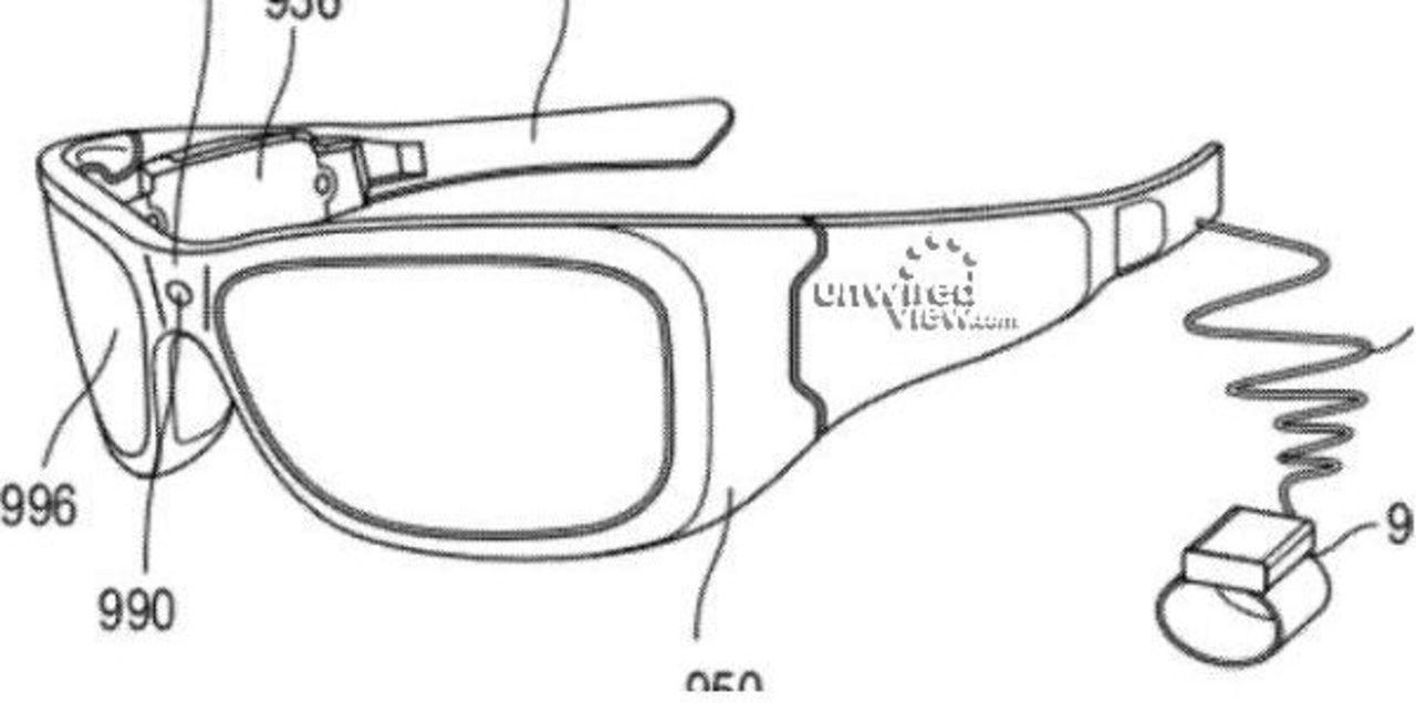 マイクロソフトが拡張現実メガネを開発中? デバイスの特許を申請