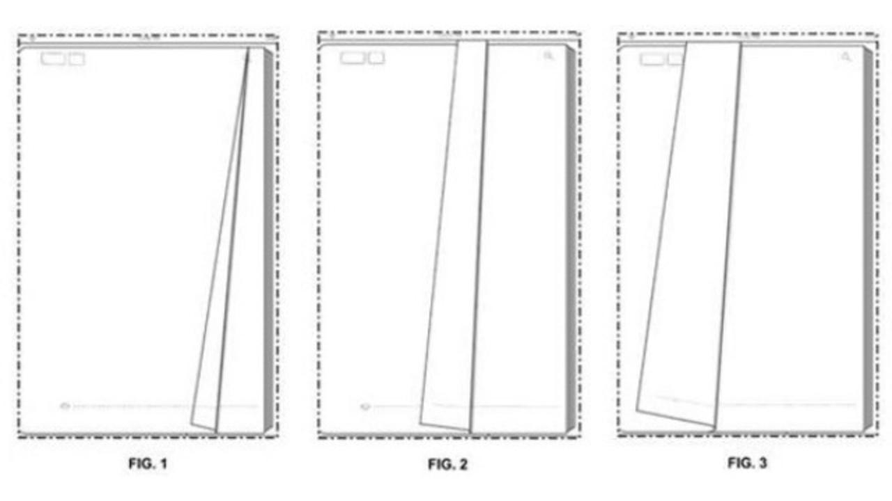 アップル、スクリーン上でページをめくるアニメーションを特許取得