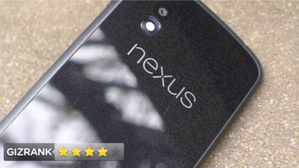 Nexus 4、それは欲しくなる端末!(米Gizレビュー)
