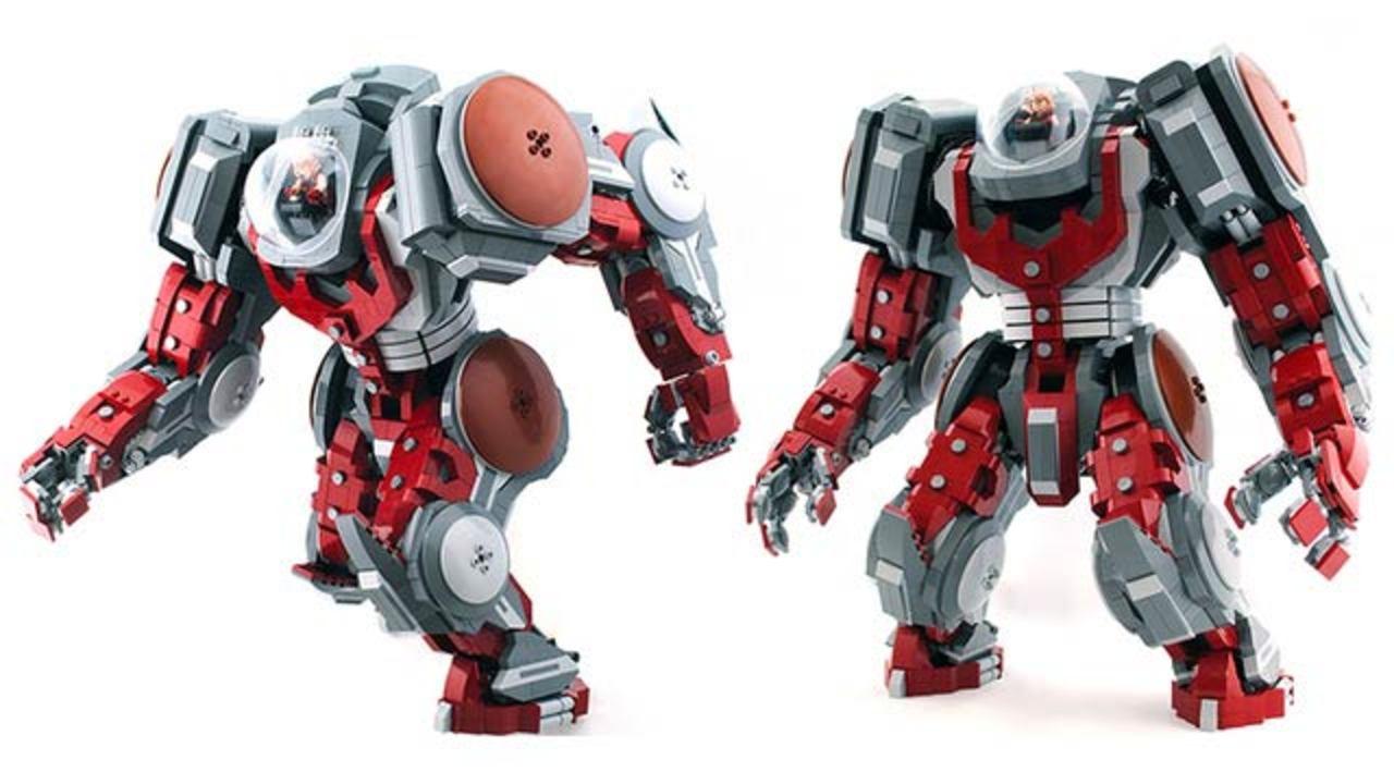 素晴らしい出来映えのレゴロボット | ギズモード・ジャパン