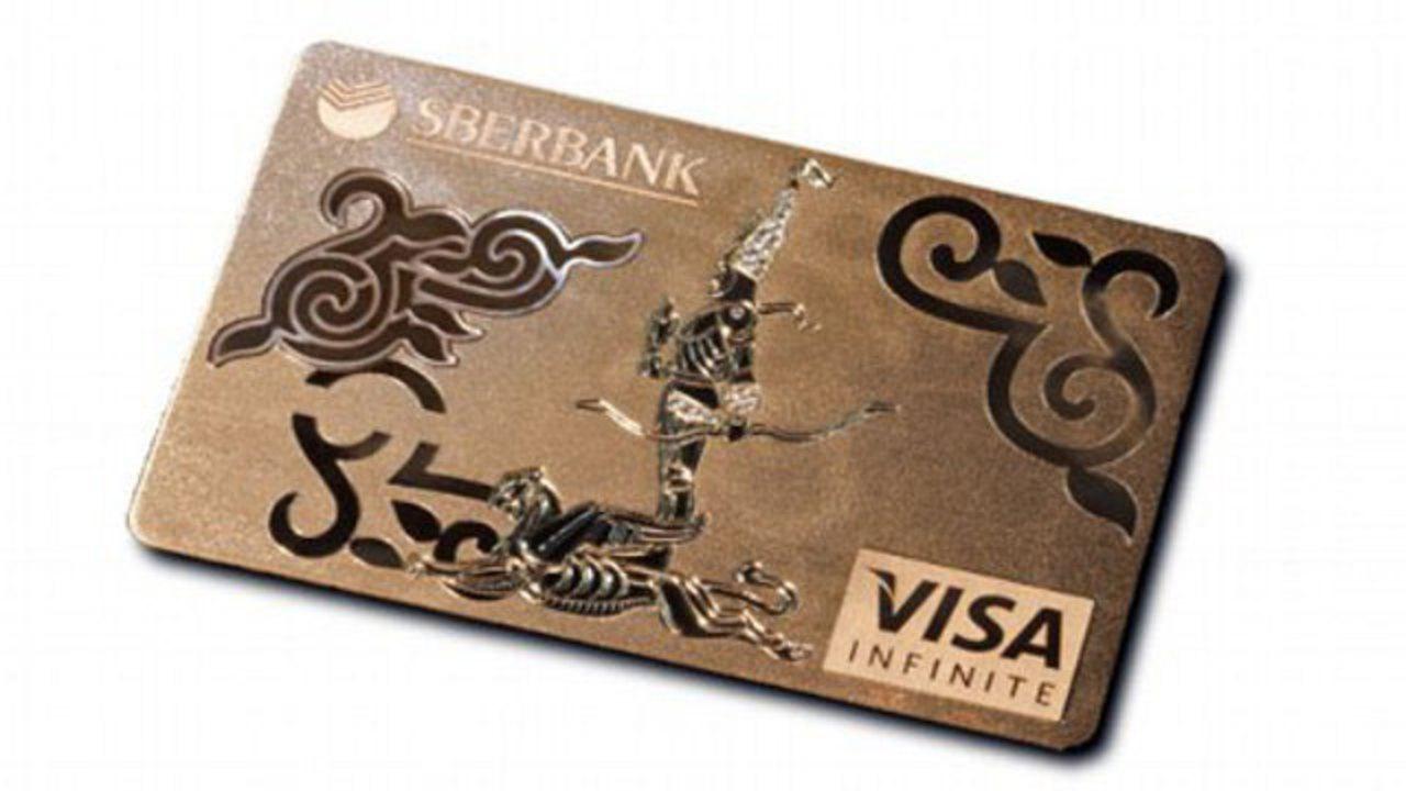 800万円もするクレジットカードがある...わよ...?(動画あり)