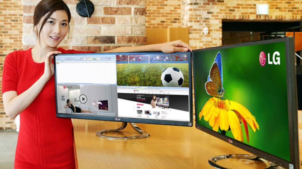 マルチタスクユーザーには理想のLGディスプレイ、画面比が21:9