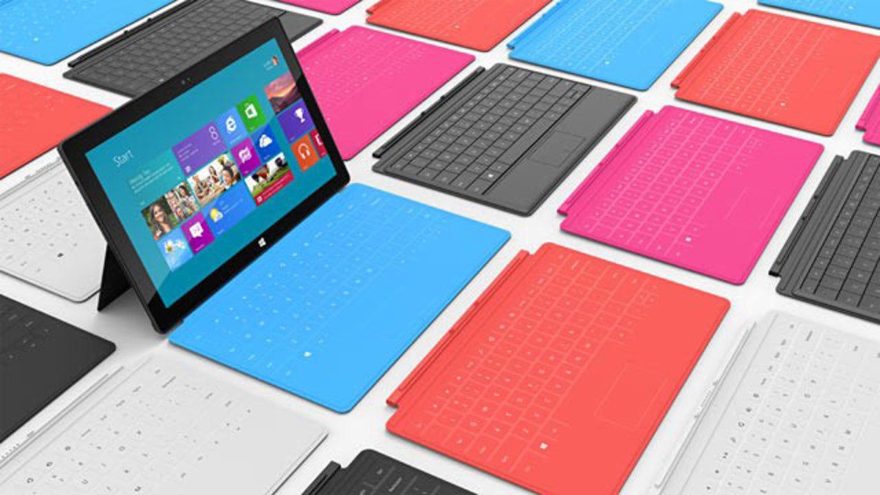 スティーブ・バルマー「Surfaceの売れ行きは控えめ、でもSurface Proに期待してね!」