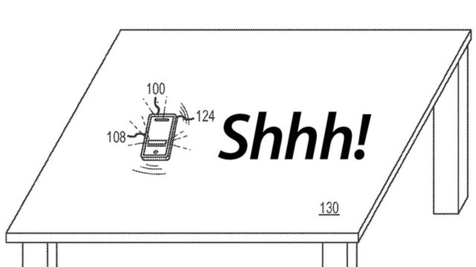 アップルの新特許は本当に静かなマナーモード、うるさくないようにバイブを調整する機能あり