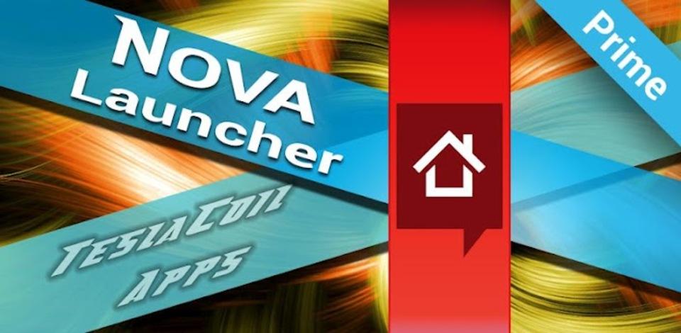 Google Playで星4.8の怪物ホームアプリ「Nova Launcher Prime」