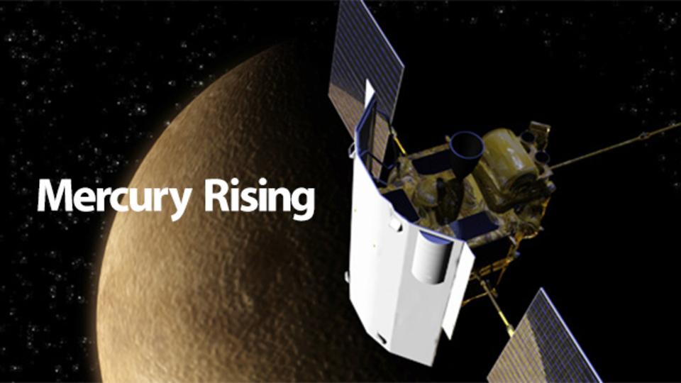 NASA、水星で水と有機物を発見