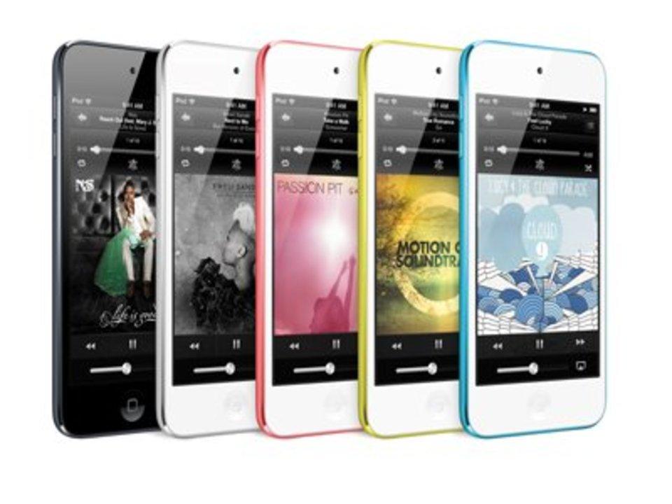 iPhone 5Sはよりカラフルでより美しく。進化したRetina+搭載&カラバリ6〜8色で来年6月に登場?