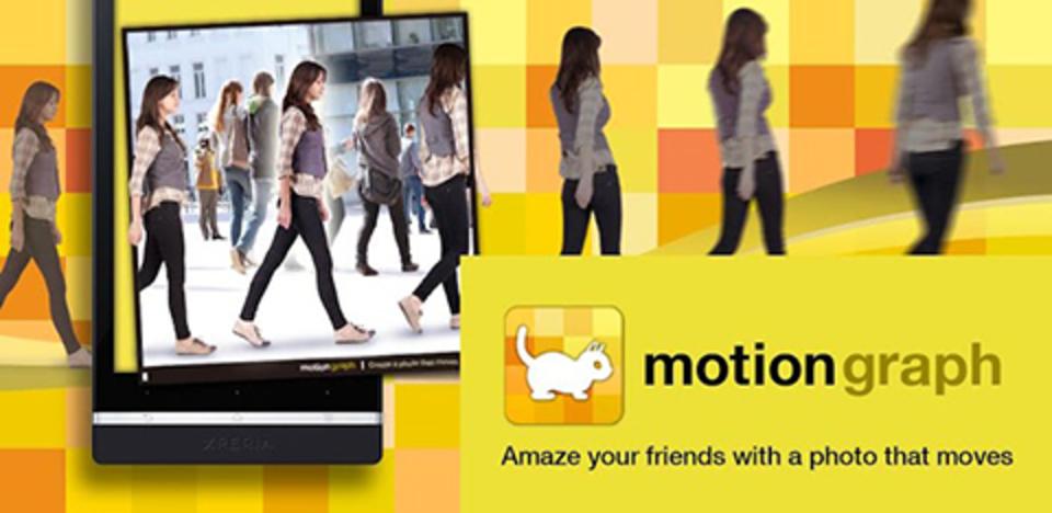 これは試したくなる! 撮影した動画からGIFアニメを作れるAndroidアプリ「motiongraph」