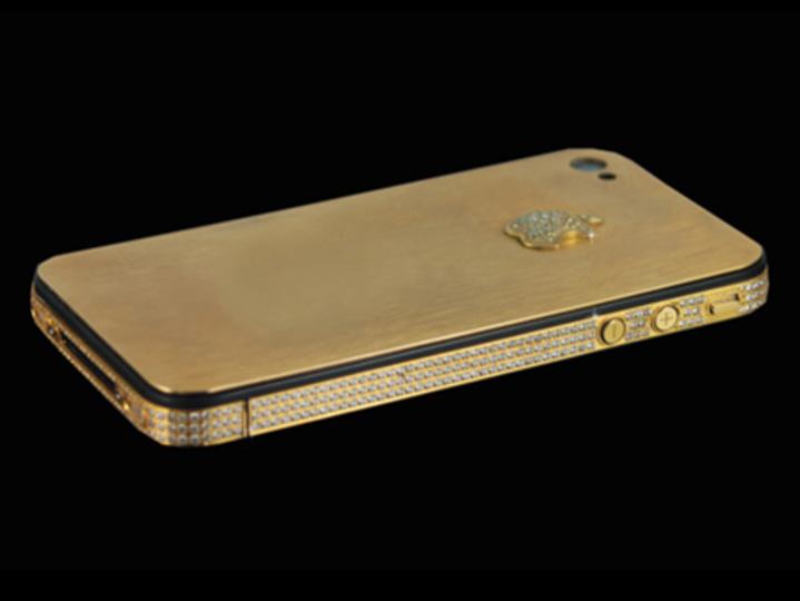 世界一ゴージャスなiPhone、お値段はなんと8億円!