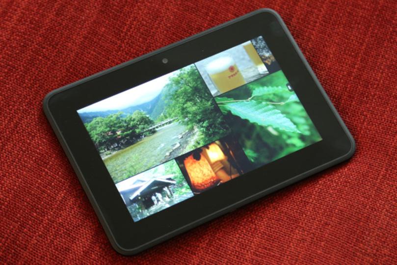 タブレット初心者こそ使うべき。Kindle Fire HDファーストインプレッション