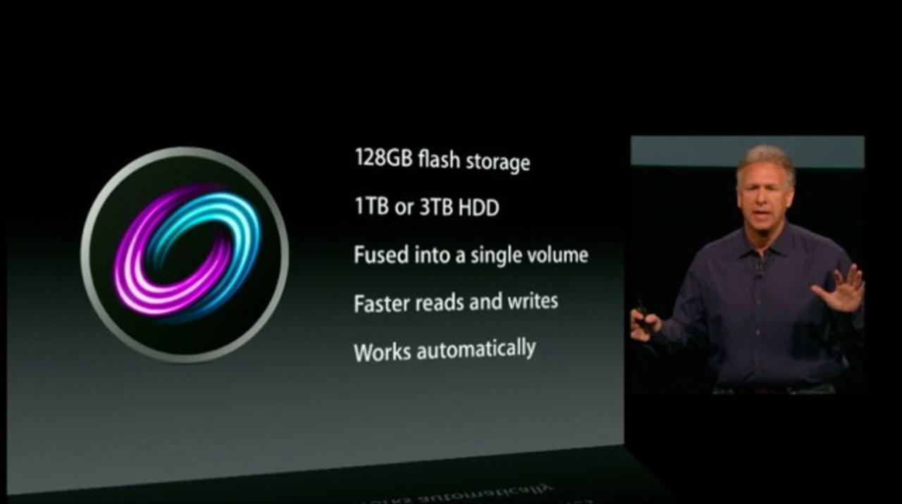 3TB Fusion DriveはBootCampが使えないらしい