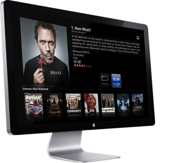 アップルの目玉商品iTV発売は2014年以降、ディスプレイサイズは46~55インチの見通し
