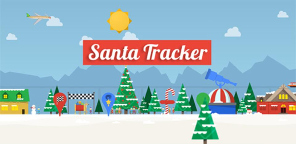 イヴの夜はサンタさんの居場所を追跡しよう。Androidアプリ「Google Santa Tracker」