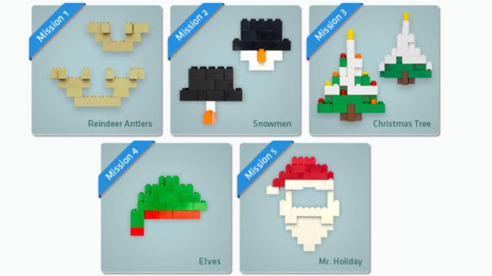 レゴでクリスマス写真を撮影して贈ろう!(豪華プレゼントあり)