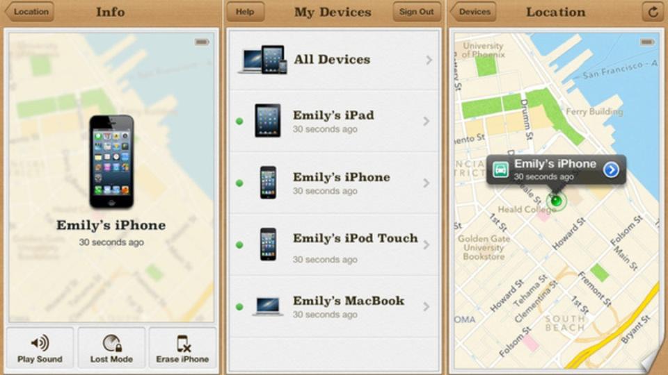 「iPhoneを探す」にひっそり道案内機能が追加