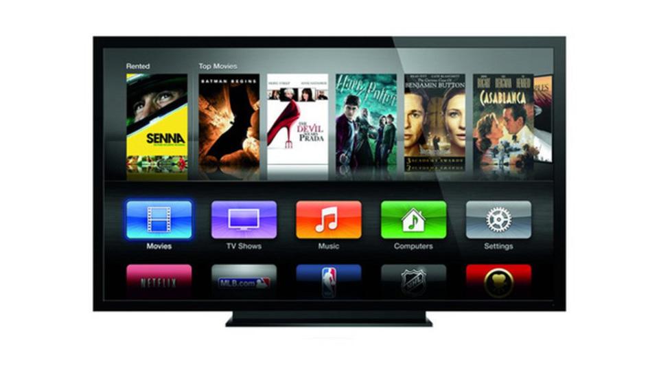 アップルの新型テレビ、シャープと共同開発中らしい