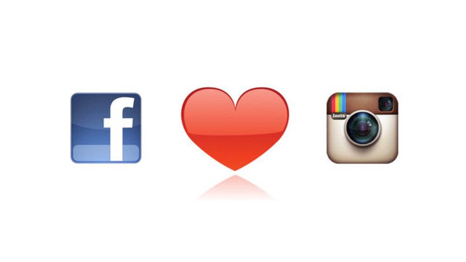 Instagramのポリシー変更、Facebookとの情報共有を開始