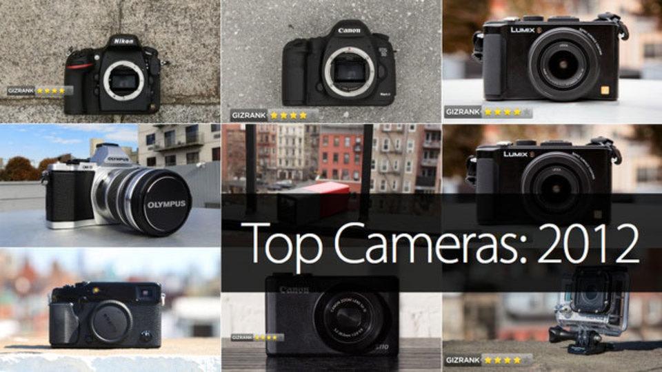 【BEST of 2012】今年のカメラランキング トップ10はこれだ!