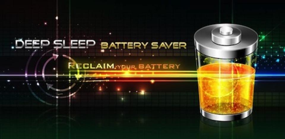 実力やいかに? バッテリー消費を抑えるAndroidアプリ「Deep Sleep Battery Saver」