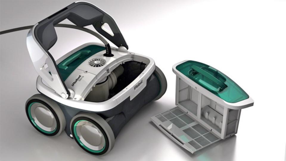 [ #CES2013 ]iRobotからプールお掃除用ルンバがお目見え(動画あり)