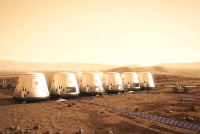 「火星への移住希望者」募集中! ただし片道切符