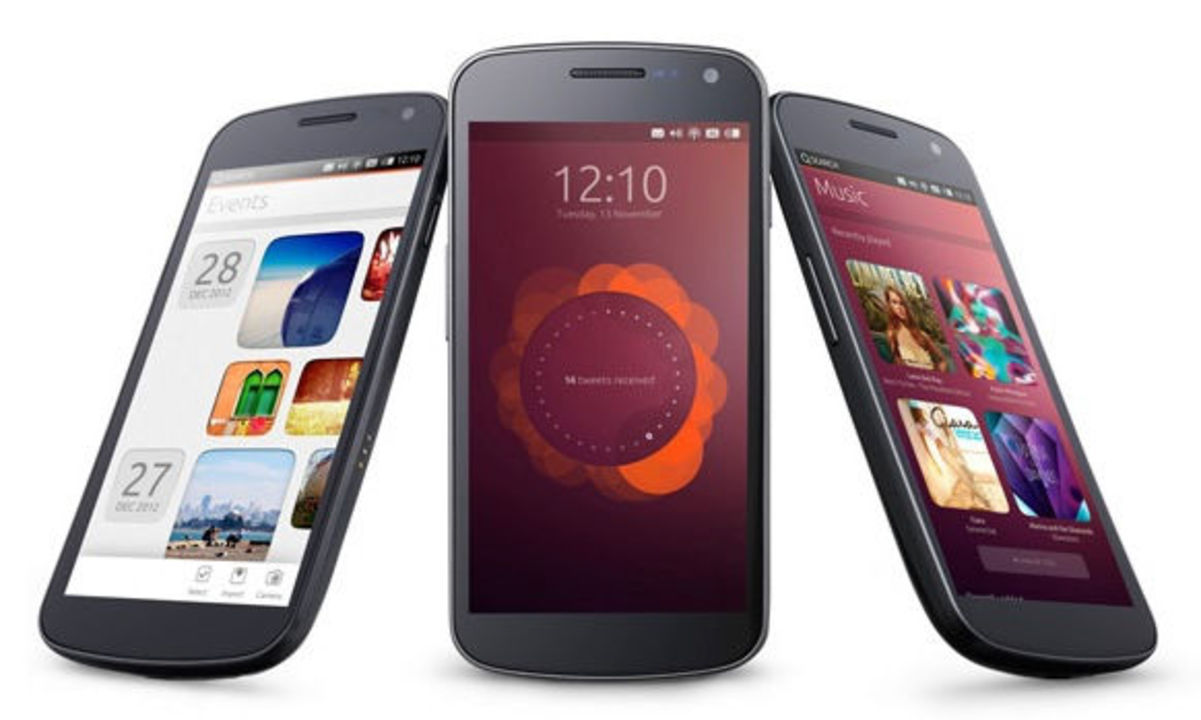 Androidで動作するUbuntu、スマホ版「Ubuntu Phone OS」が今年中に登場へ