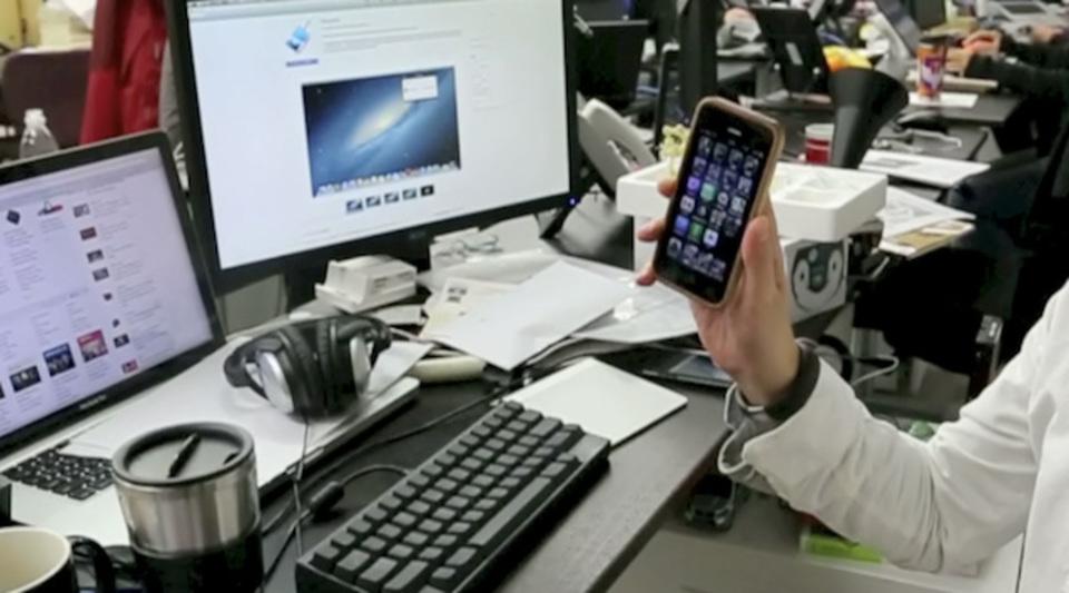 iPhoneを持って離れるとMacにロックがかかるアプリ「Keycard」
