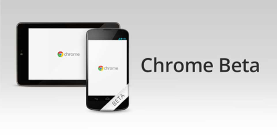 Androidで爆速ブラウザを堪能したいなら「Chrome Beta 」でしょ