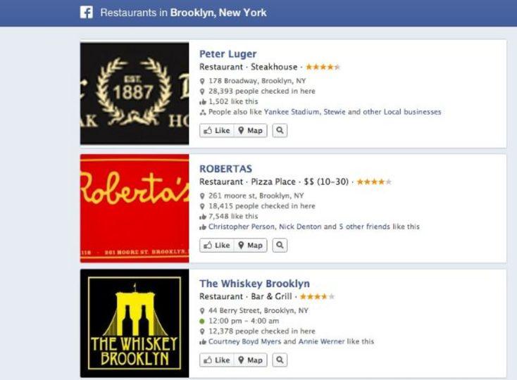 Facebookのグラフ検索、実際使うとどんな感じ? 動画でチェック