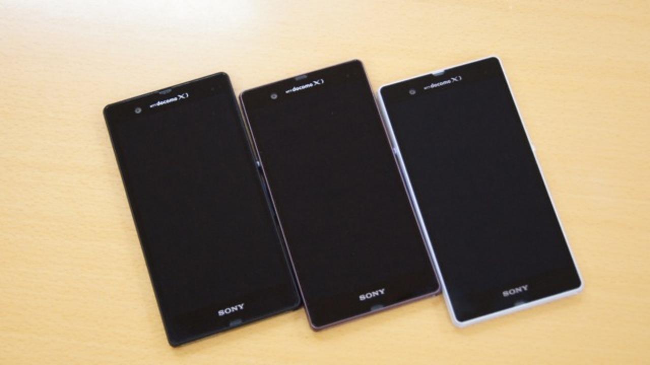 【ドコモ新製品発表会】iPhone 5の兄貴分っぽいぞ。「Xperia Z SO-02E」は今もっとも所有欲を満たしてくれるAndroid(追記あり)