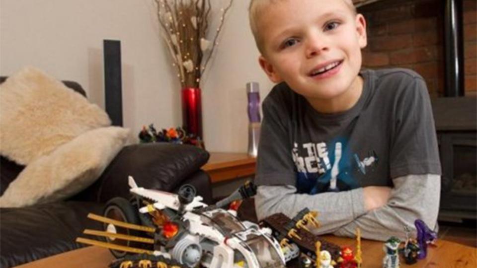 レゴがまた神対応:忍者をなくした男の子に、忍者の師匠から伝言とプレゼント