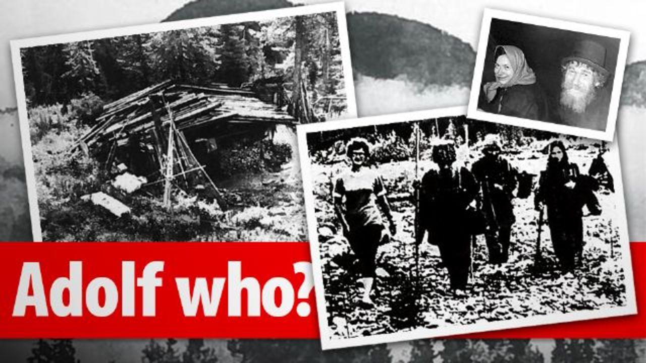 40年間世界から隔絶され、第二次大戦も知らなかった家族