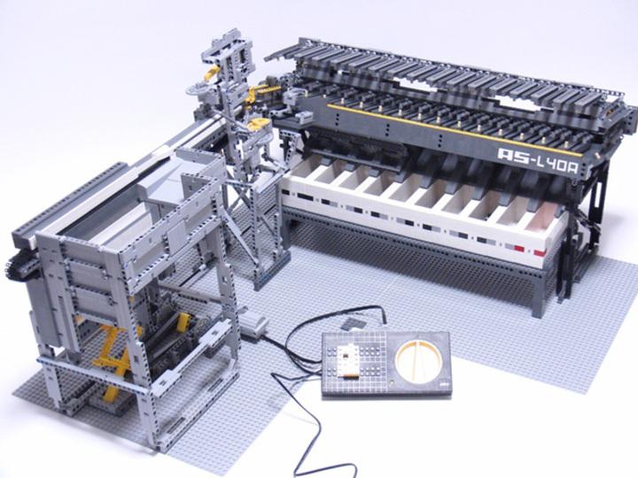 だからレゴは万能なんだって! 日本の高専生が作ったレゴ作品がスゴイ&キモイ