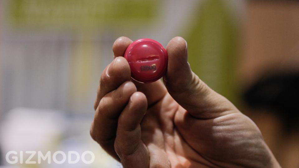 [ #CES2013 ]Bluetoothの腕につける活動計「Orb」はNike+ Fuelbandのライバルかも
