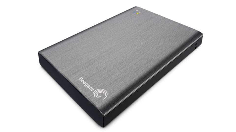 [ #CES2013 ]1TBの大容量でコンパクトな、ネットワークモバイルストレージ「Seagate Wireless Plus」