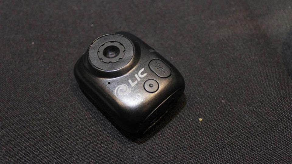 [ #CES2013 ]超ミニミニサイズのアクションカメラ「Ego Mini」