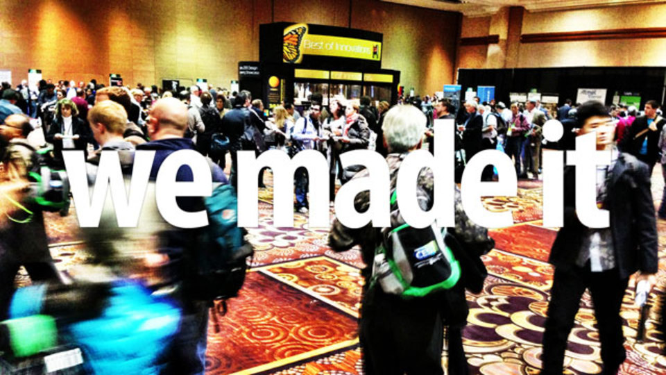 [ #CES2013 ]今年も乗り切った! 米Gizmodo編集部の完全装備、CESで使ったガジェット一挙公開!