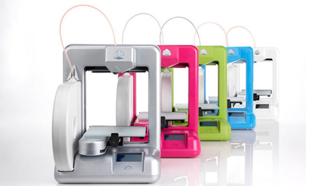 ここまで来たか! 3Dプリンタにカラフルモデルな家庭用モデルが登場